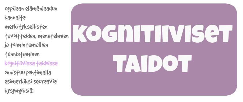 kognitiiviset
