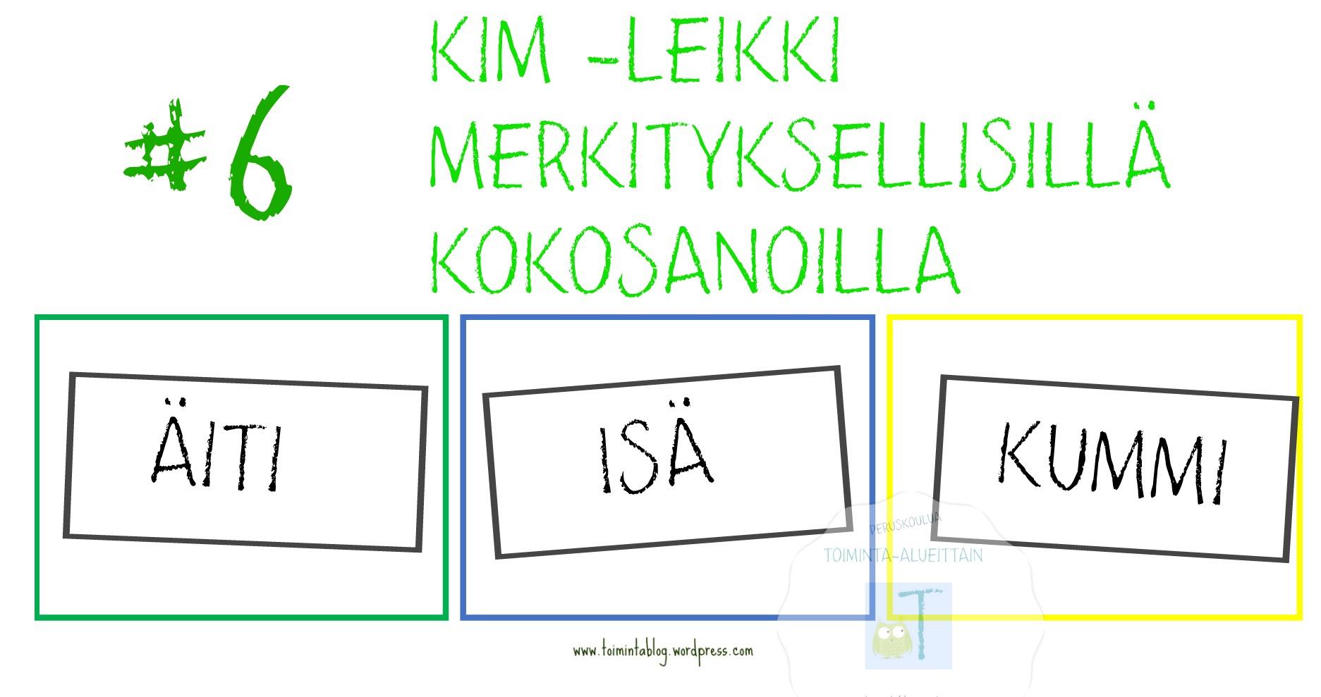 KIMLEIKKIOTSIKKO