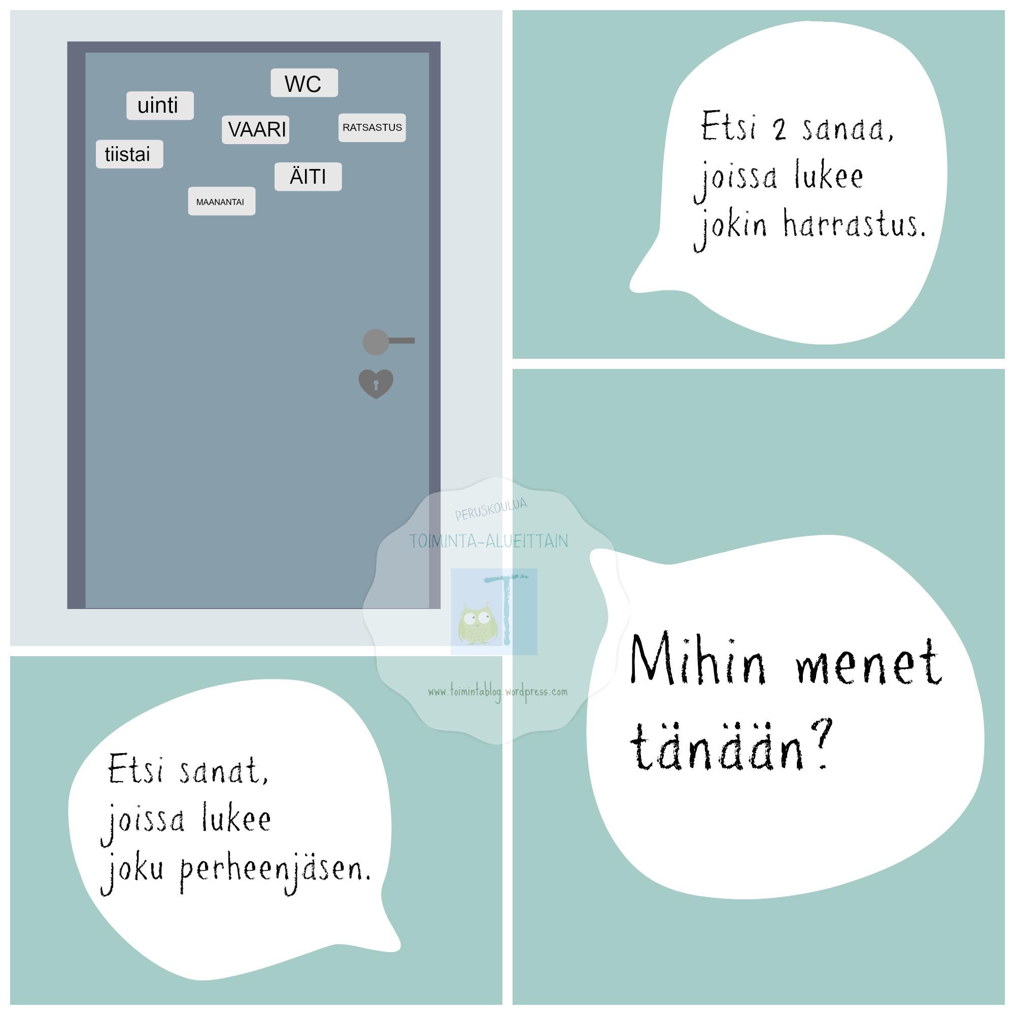ovi sanat